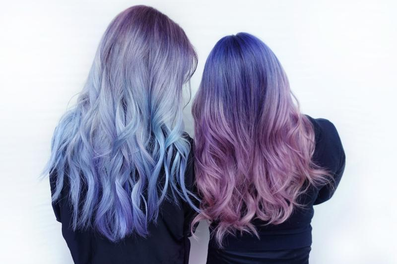 Colored Hair Guide Tutorial Tips Shampoo Conditioner Treatment Products Beauty Haircare Haircut Stylist