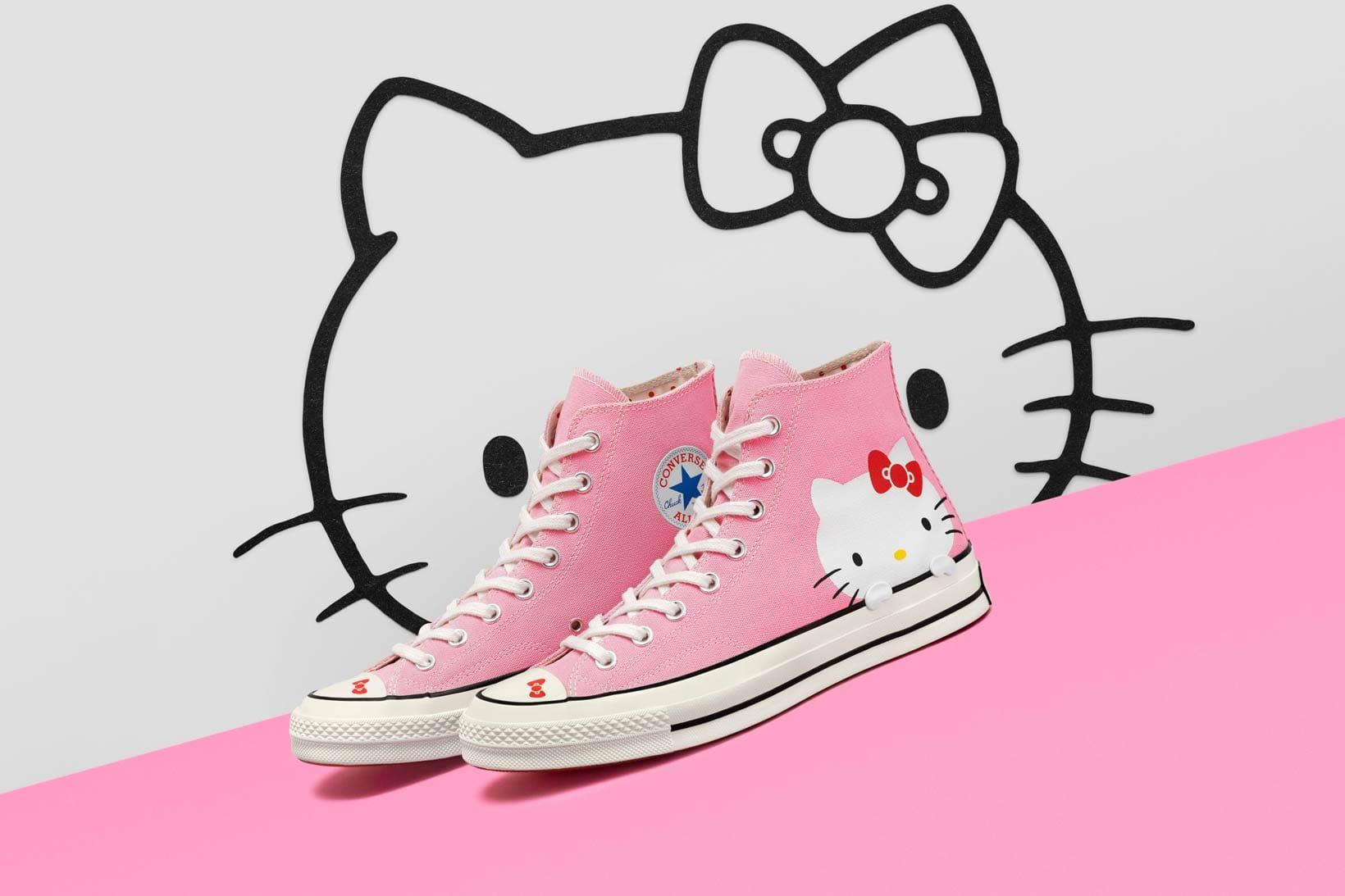 hello kitty converse womens