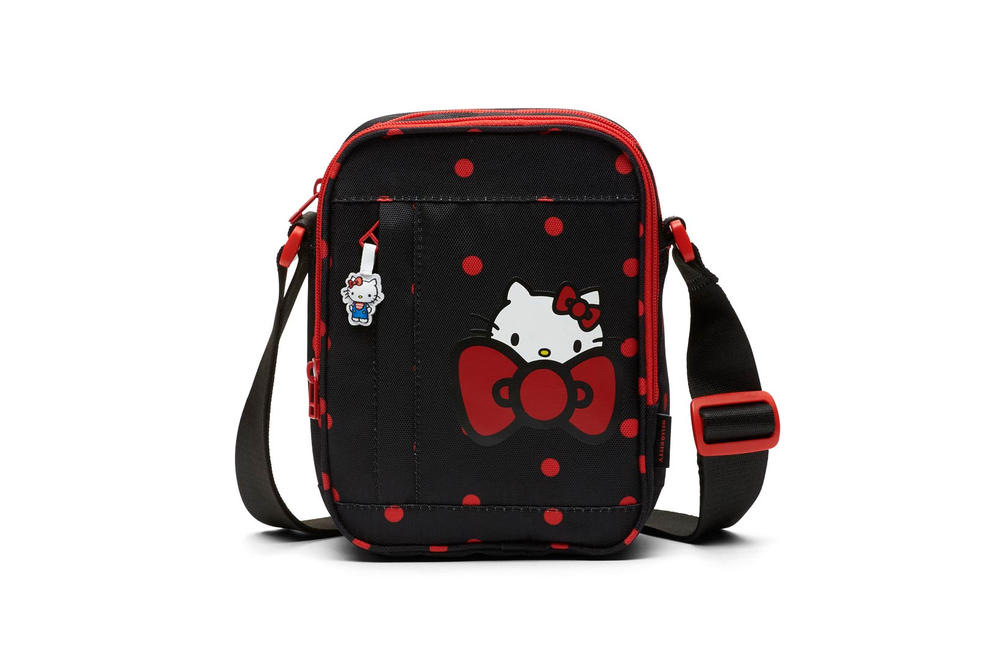Hello Kitty Converse Bags Black