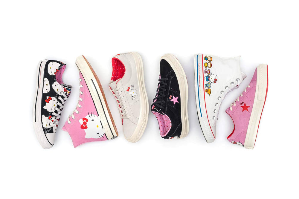 Hello Kitty Converse Chuck Taylor All Star Chuck 70 One Star Bags