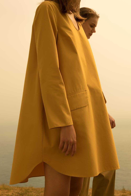 COS New Mid-Season Summer/Fall Arrivals Editorial Lookbook Horizon Shoot Scenery Beautiful