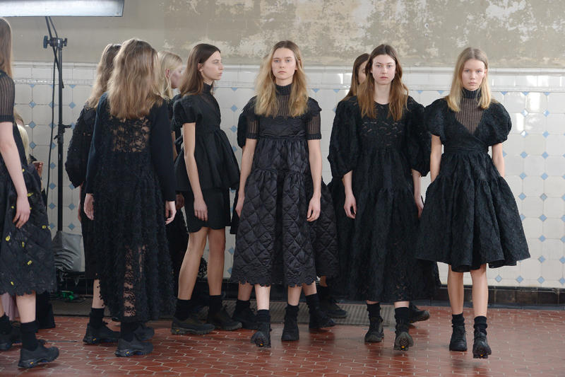 Danish Fashion Brands Copenhagen Fashion Week Designers Laerke Andersen Carcel Stine Goya Saks Potts