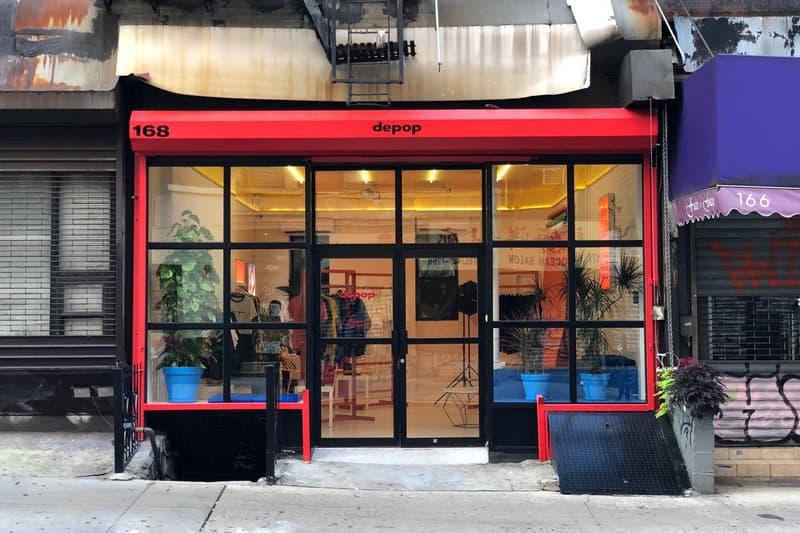 Depop New York Store