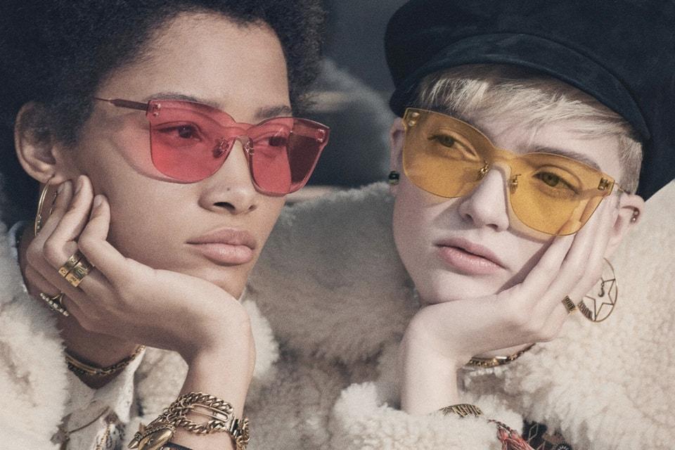 158c7bb3199a0 See Dior s New Color Quake Sunglasses Collection