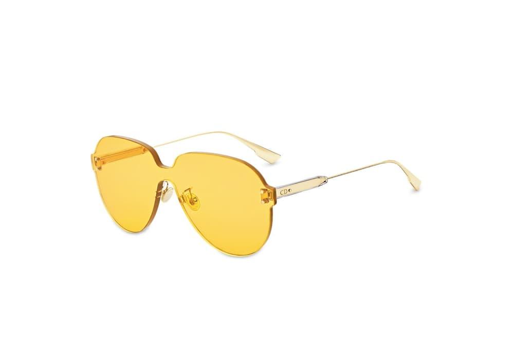 94cf777954734 Dior Color Quake Sunglasses Colorful Accessory Fun Fall Winter Shades Eyewear  Glasses. 1 of 10