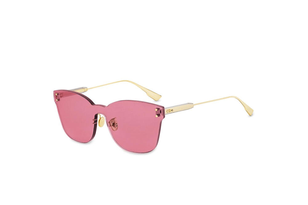 Dior Color Quake Sunglasses Colorful Accessory Fun Fall Winter Shades Eyewear Glasses