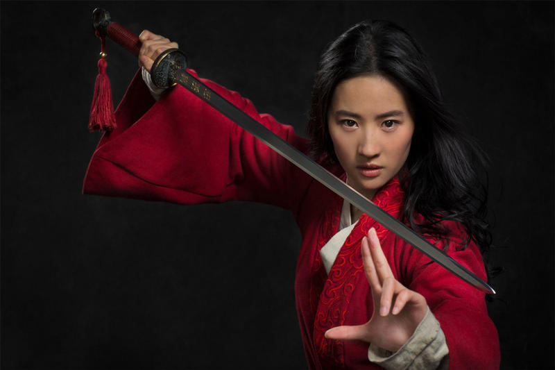 Disney Mulan Live Action Remake Movie Entertainment Actress Preview First Look