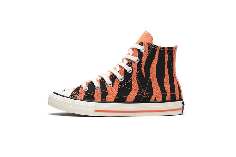 Dr Woo Converse Chuck 70 Orange