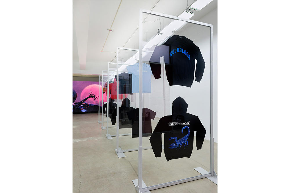 Drake Scorpion Pop Up Toronto Merch