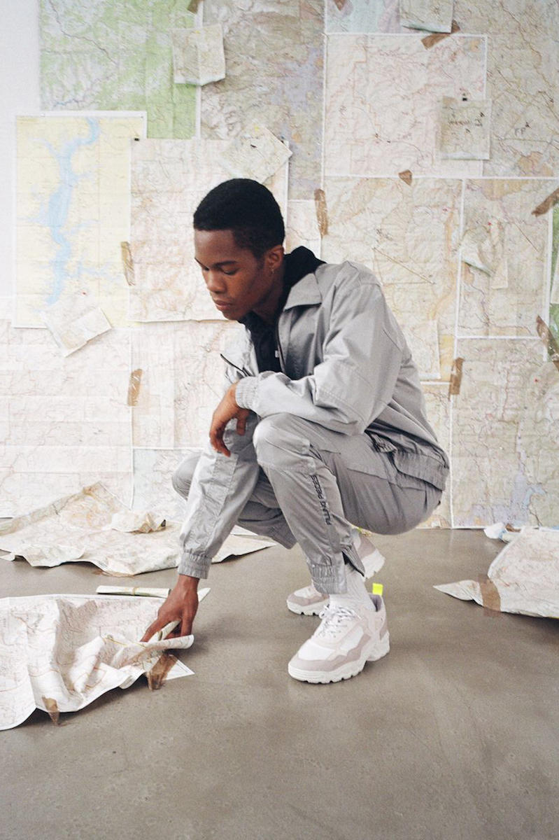 """Filling Pieces """"Off The Grid"""" Fall/Winter 2018 Collection Lookbook"""