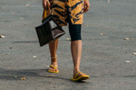 Picture of Don't Sleep on the Flip-Flop Street Style Trend – Here Are 5 Chic Sandals to Cop