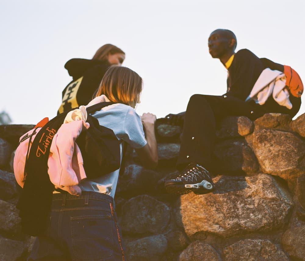 FOO AND FOO Spring/Summer 2019 Lookbook Elizabeth Hilfiger
