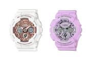 G-Shock Releases a Pastel Watch Collection Perfect for Summertime