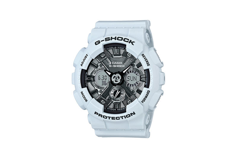 G-Shock S Series Pastel Color Watch Collection Blue