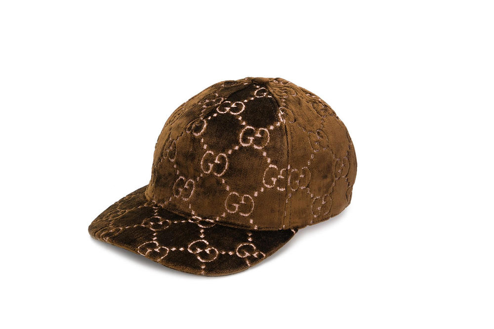 24cdd8efd597d Gucci s Brown Monogram Cap Is the Ultimate Accessory. GG s everywhere.