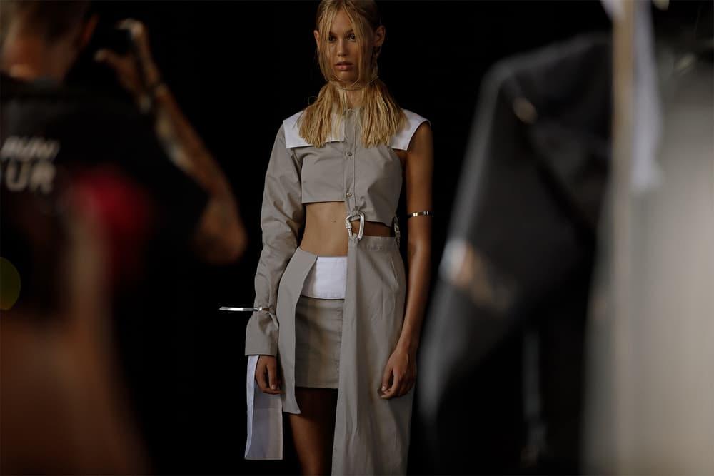 heliot emil copenhagen fashion week backstage spring summer 2019 ss19
