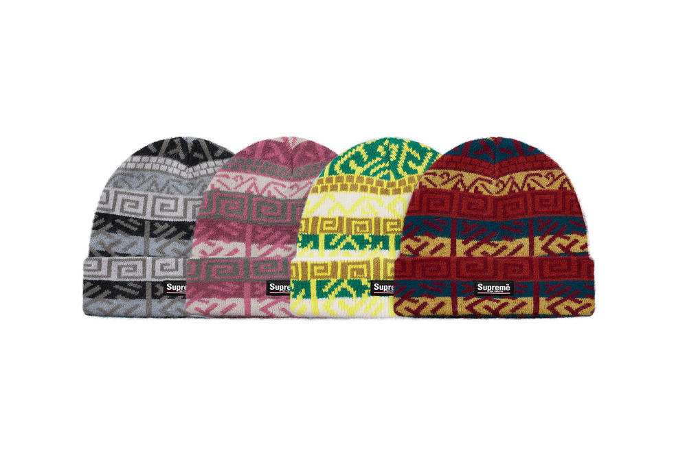 Supreme Fall Winter 2018 Pants Hats