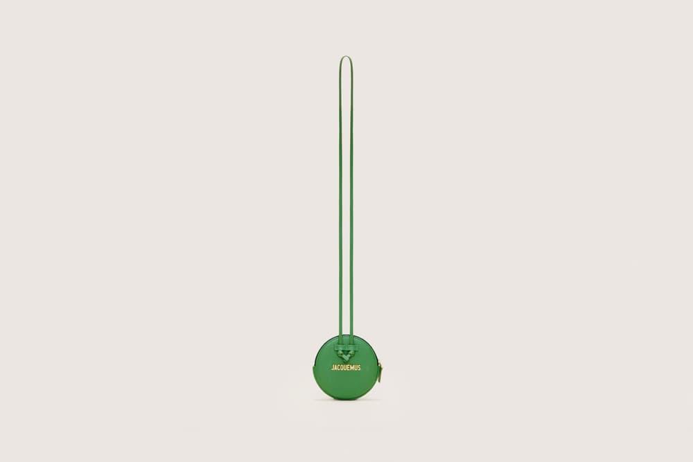 Jacquemus Le Pitchou Unisex Wallet Green