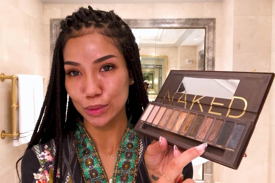 Jhene Aiko Makeup Routine 'Vogue' Video | HYPEBAE