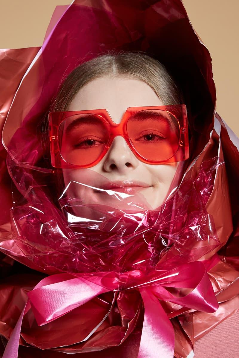 Karen Walker Sunglasses Capsule Collection Return to Sender Watermelon