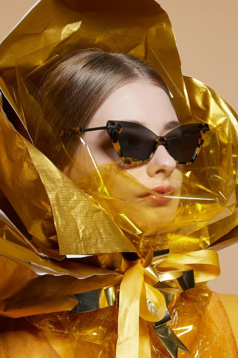 Karen Walker Sunglasses Capsule Collection Sweet Cat Crazy Tort