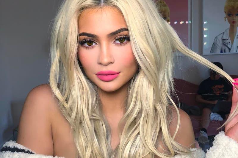 Kylie Jenner Cosmetics Brand Makeup Lipstick Selfie Pink Beauty Kardashian