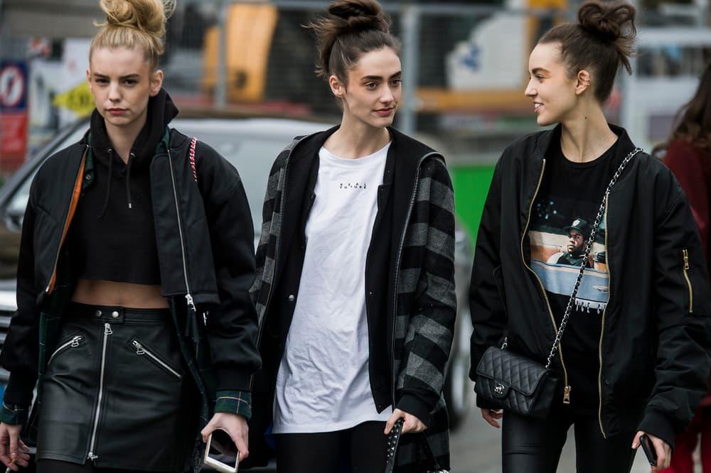 Paris Fashion Week Fall Winter 2018 Women Street Style