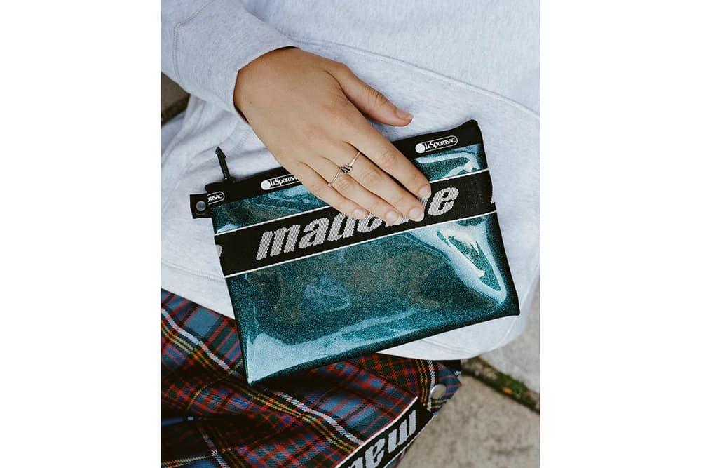 MadeMe x LeSportsac Bag Teal