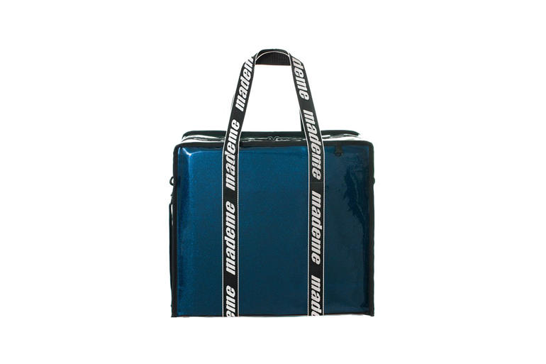 MadeMe x LeSportsac Capsule Collection Shopper Blue Sparkles