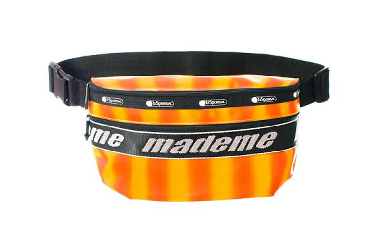MadeMe x LeSportsac Capsule Collection Belt Bag Yellow Lenticular