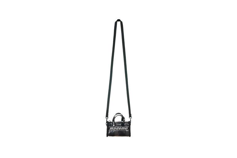 MadeMe x LeSportsac Capsule Collection Mini Duffle Cross Body Black Lenticular