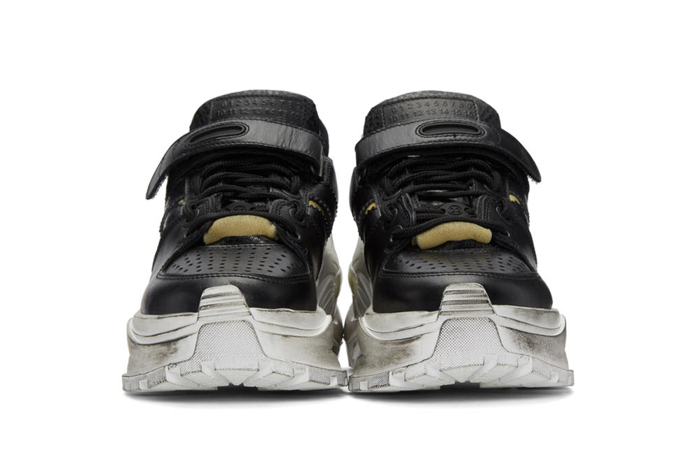Maison Margiela Deconstructed Dad Sneaker Distressed Shoe Trainer Footwear
