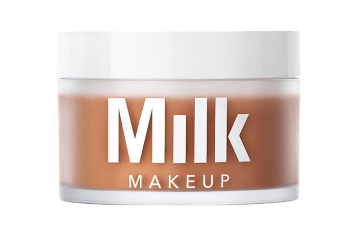 Milk Makeup Blur Set Matte Loose Setting Powder Translucent Deep