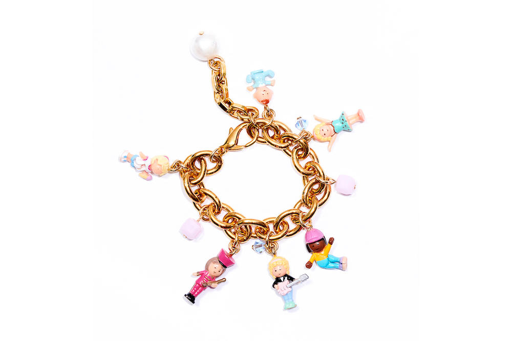 Mimi Wade Polly Pocket Jewelry Collection Selfridges Capsule Necklace Earring Ring Bracelet Toy Exclusive