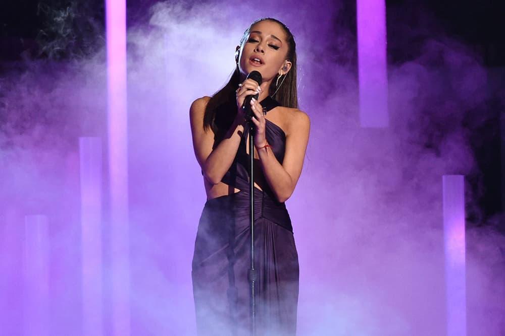 MTV VMA Performers Music Ariana Grande Shawn Mendes Logic One Republic Ryan Tedder