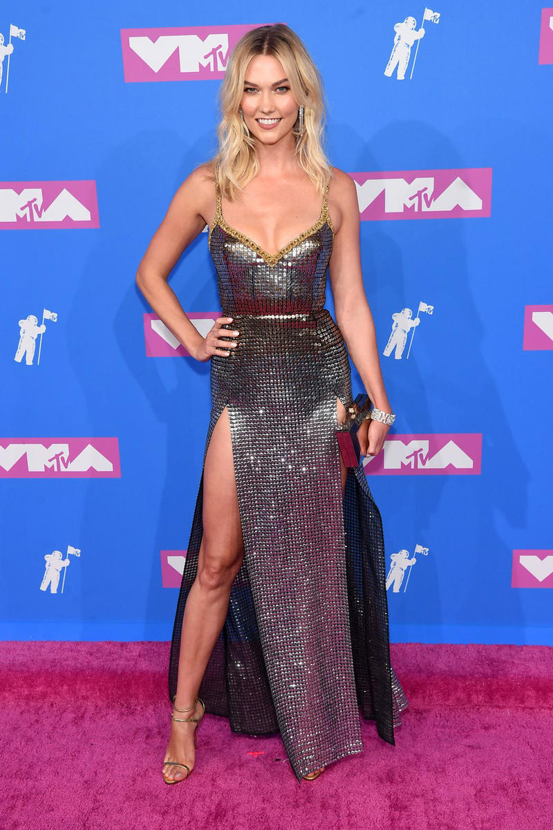MTV VMA 2018 Best Red Carpet Looks Fashion Cardi B SZA Jennifer Lopez Amandla Stenberg Winnie Harlowe