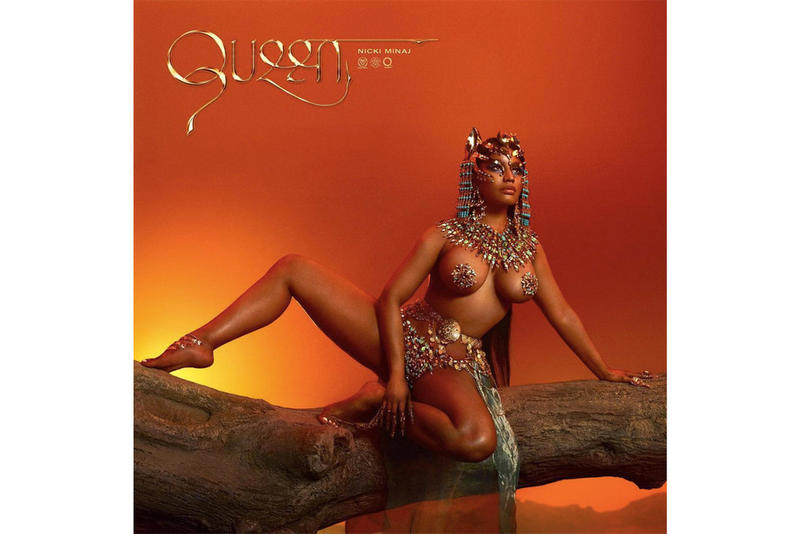 Nicki Minaj Queen Album Delay Drop Tracey Chapman Sample Music