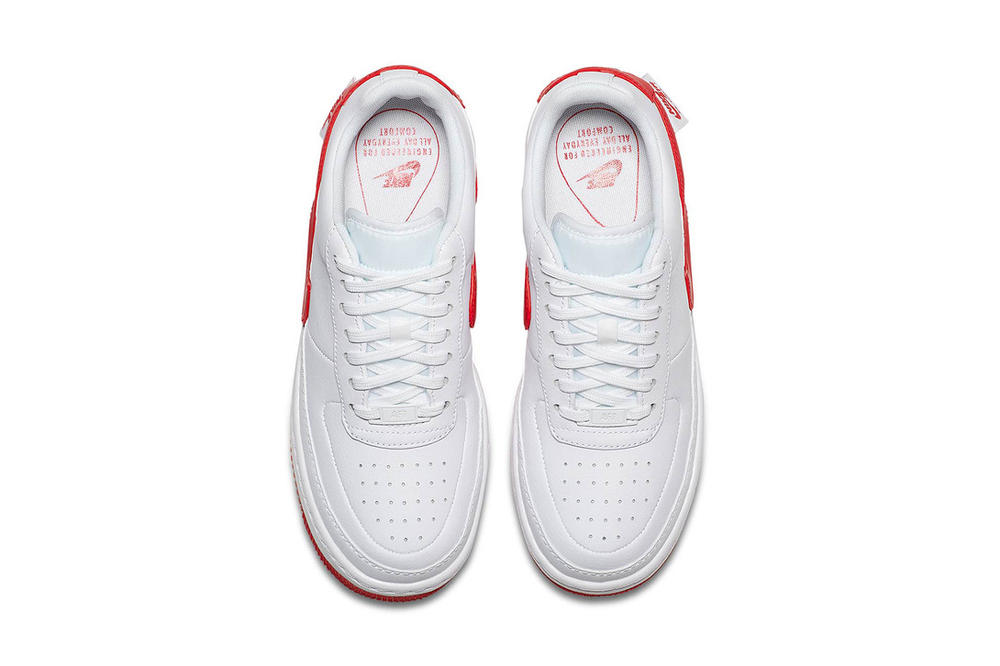 Nike Air Force 1 JESTER XX White Red