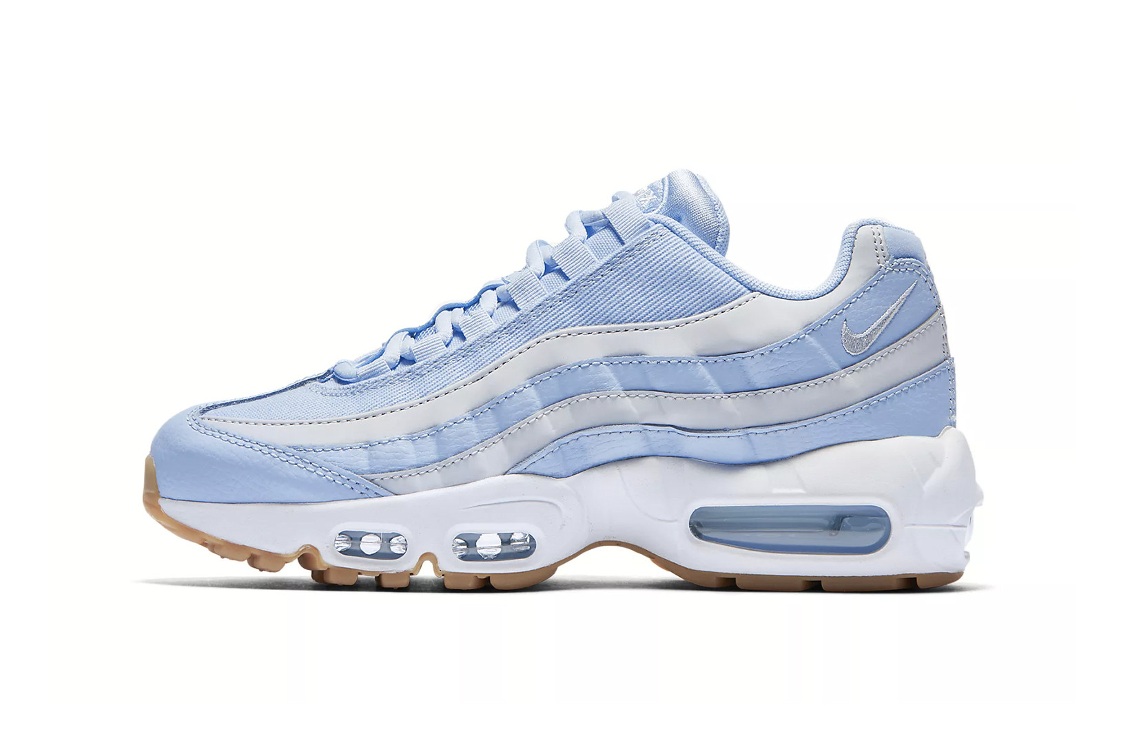 Air Max 95 in Baby Blue \