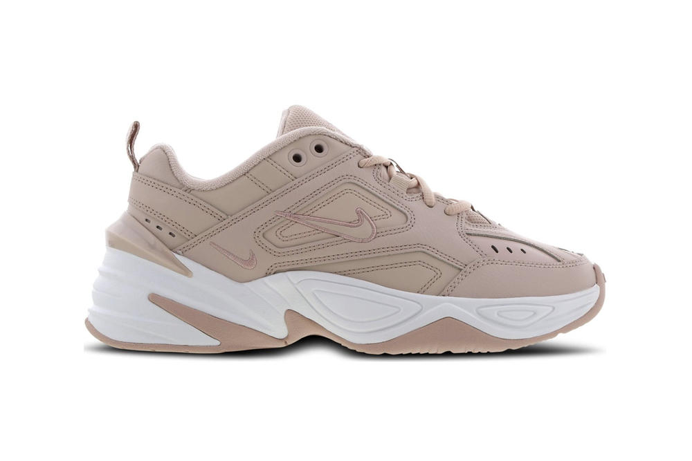 Nike Drops M2K Tekno Particle Beige Blush Pink Light Atmosphere Grey Mahogany Mink