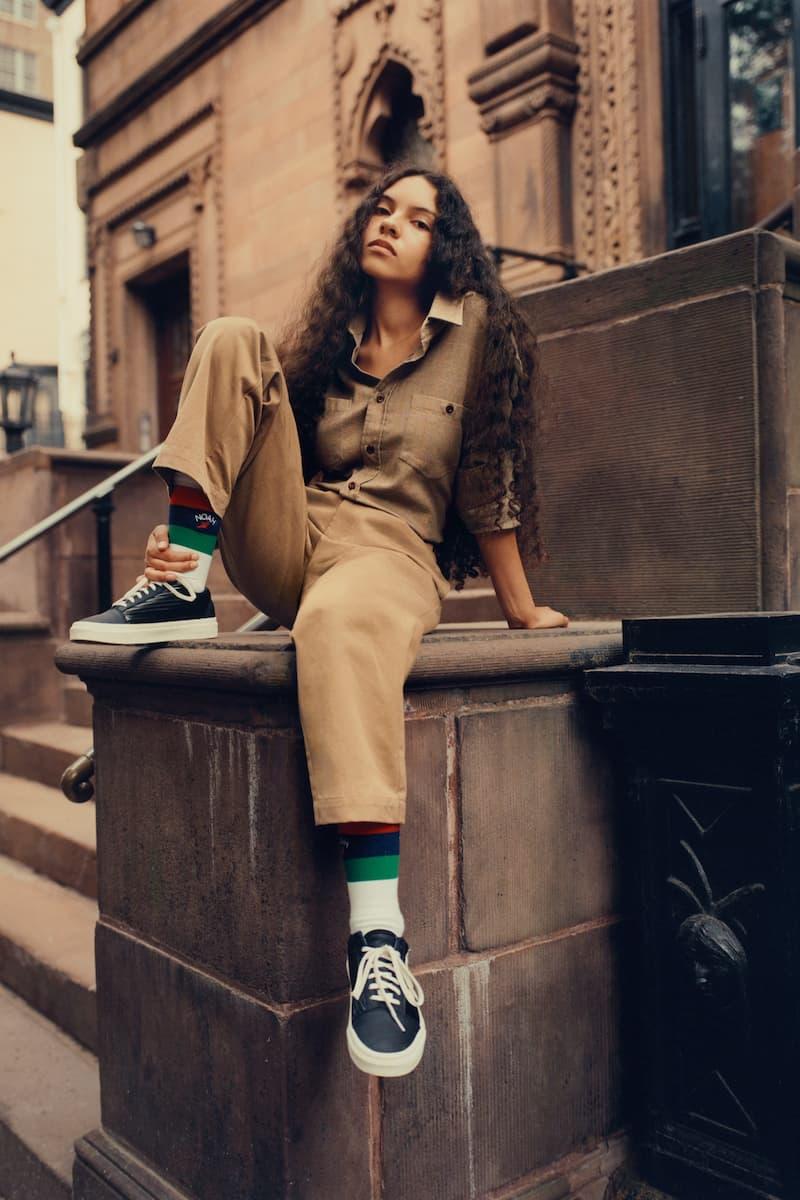 Noah Fall/Winter 2018 Streetwear Lookbook Fashion FW18 Sweatshirts Hoodies Graphic Print