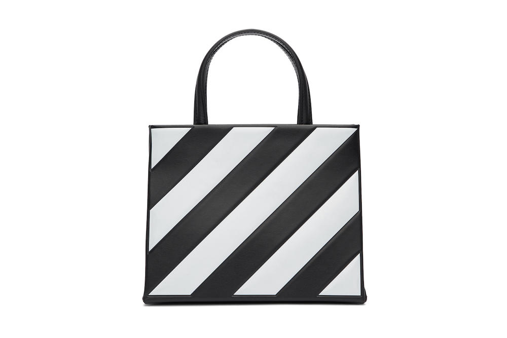 Off-White Virgil Abloh Fall Winter 2018 Bags