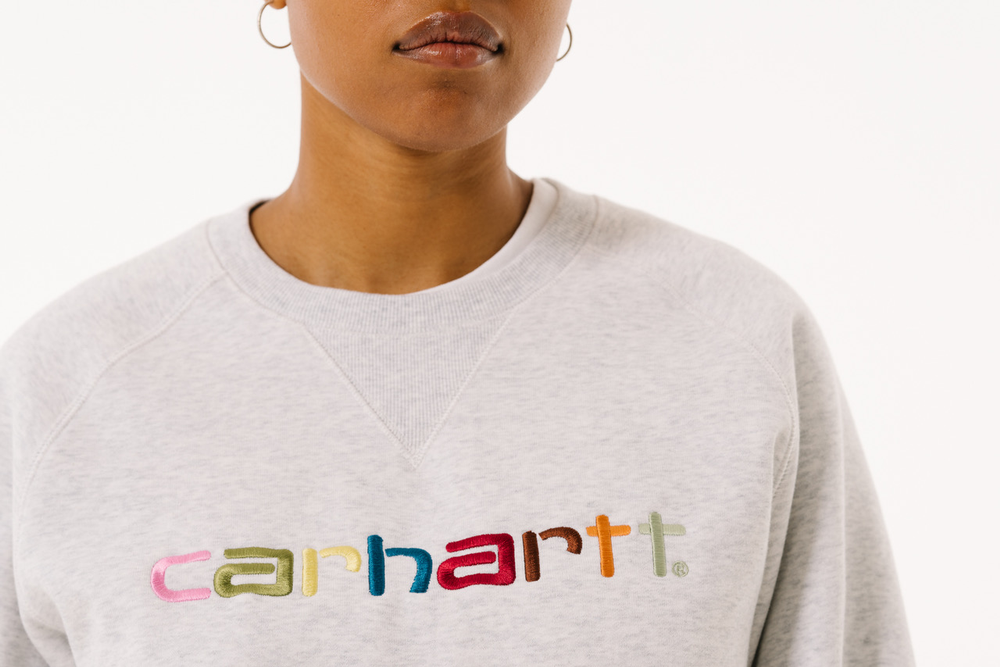 Oi Polloi Carhartt WIP Sweater Lookbook