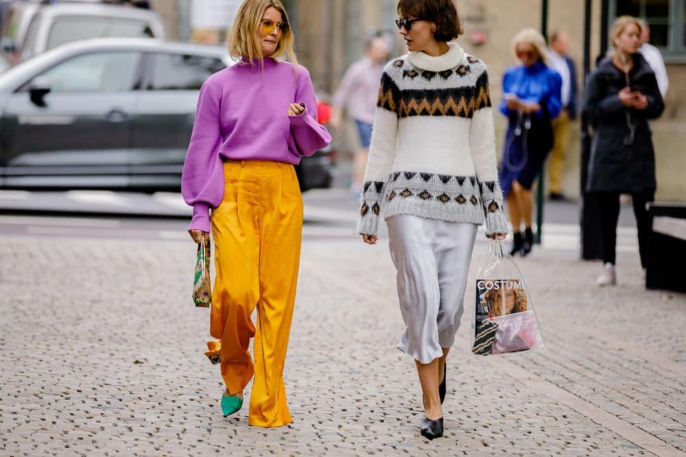 Oslo Runway Street Style Spring Summer 2019