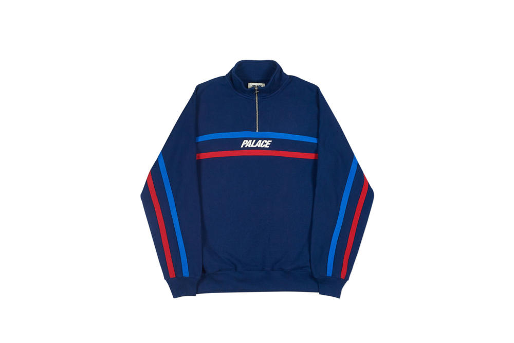 Palace Skateboards Autumn 2018 Full Collection Apparel Accessories Footwear