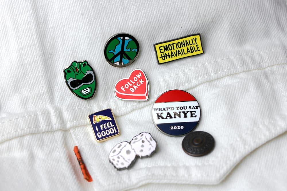 PINTRILL Pins Accessory Accessories Fun Pieces