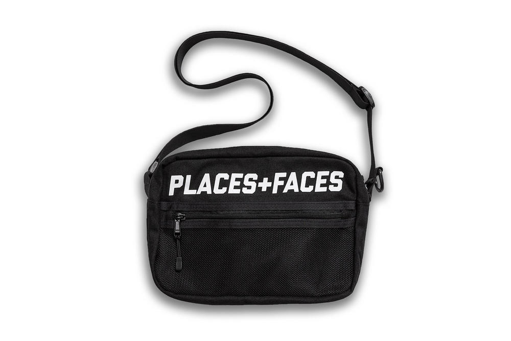 Places+Faces 2018 Drop 1 Collection HBX HBXWM Streetwear Staples T-Shirt Logo Print Bag