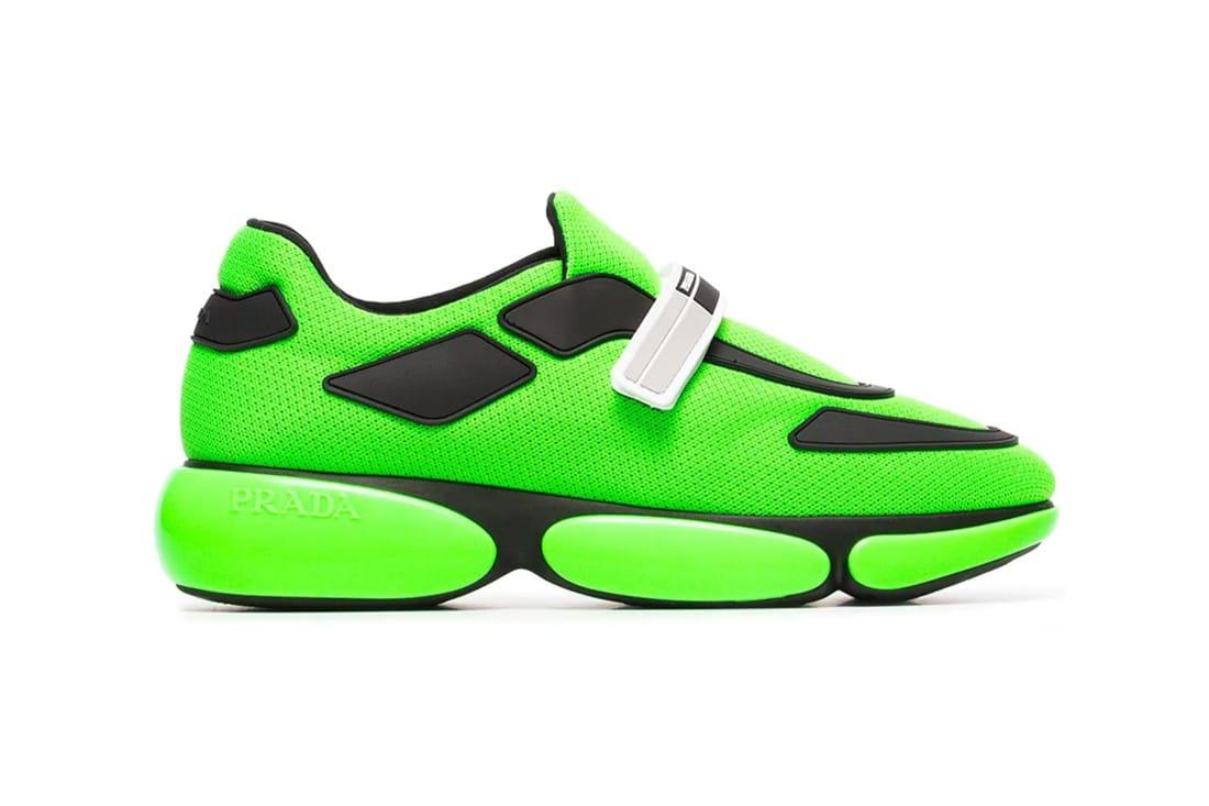 Sneakers: Nike, adidas, Gucci
