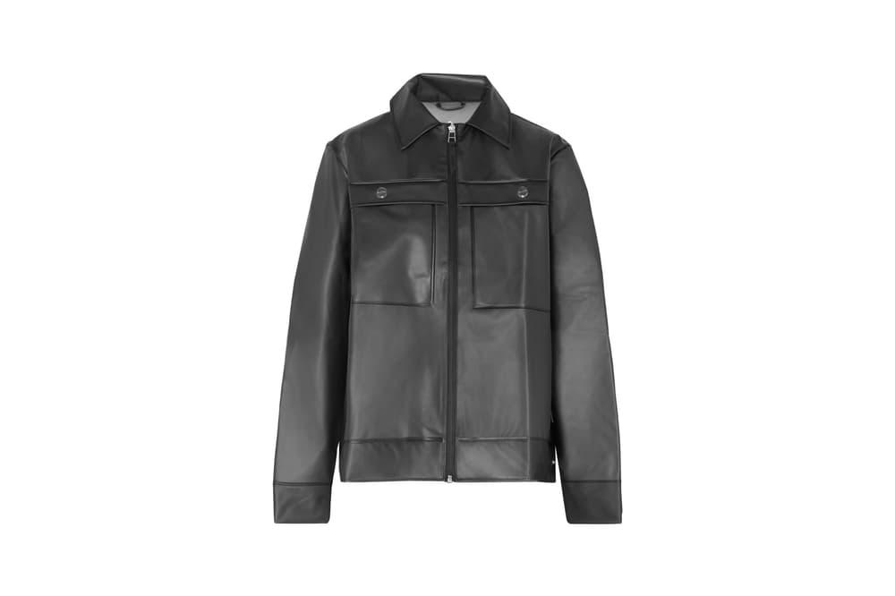 Rains x Net-a-Porter Capsule Collection Matte-TPU Jacket Black