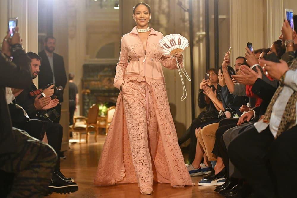 Rihanna Savage X Fenty New York Fashion Week Lingerie Show Event